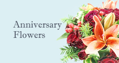Anniversary Flowers Acton